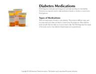 spanish  medications